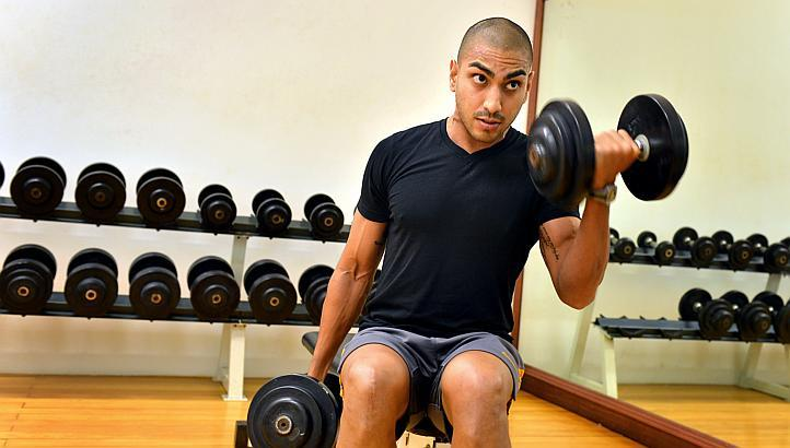 5 Circuit Training Exercises for Footballers