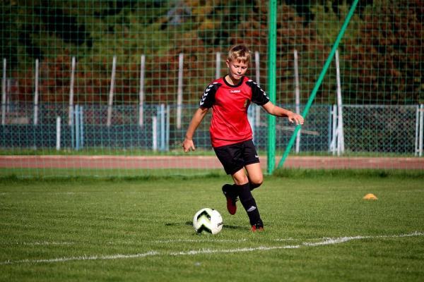 Covid-Safe and Socially Distanced Football Training