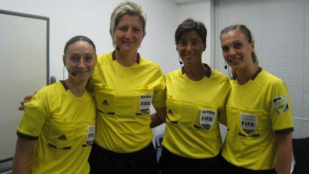 Why Football Needs More Female Referees