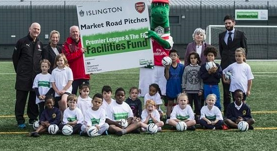 Inside One of the FA's New Footballing 'City Hubs'