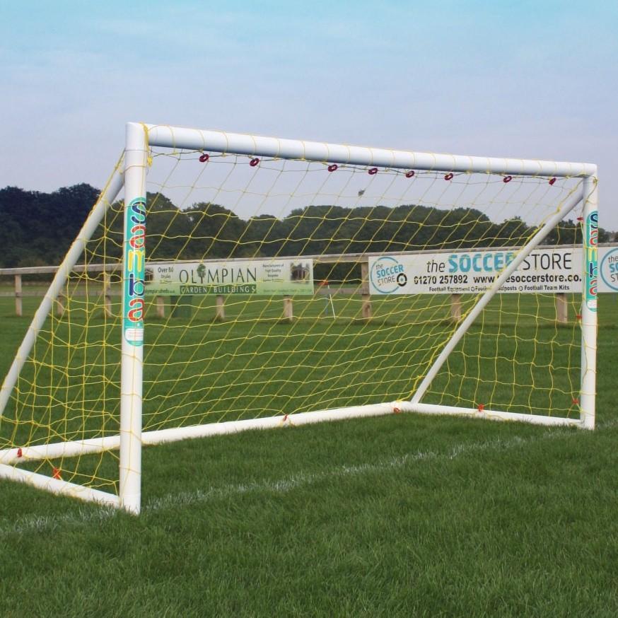 Football Goals for the Garden