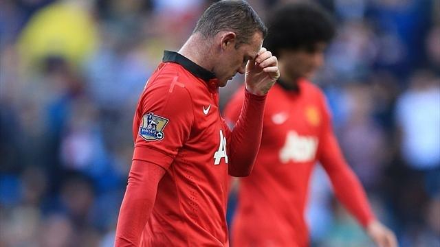 Man Utd 4-1 Defeat
