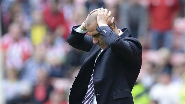 Controversial Football Manager, Paolo Di Canio, Sacked From Sunderland