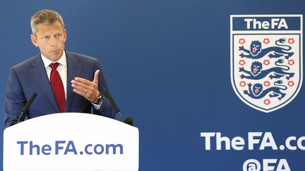 Martin Glenn launches FA National Game Strategy