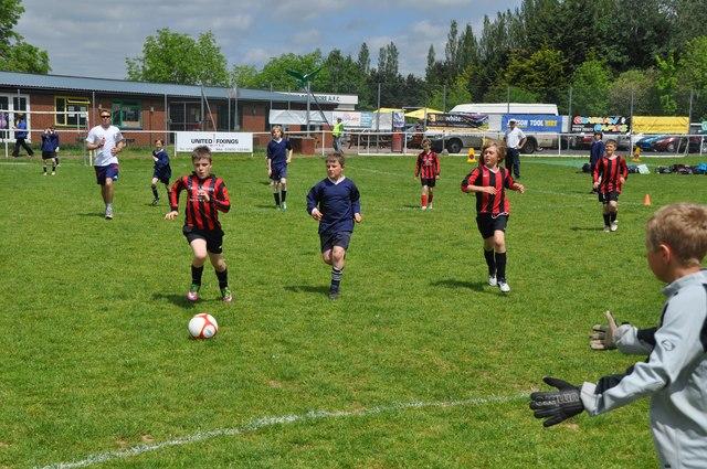 School football in England