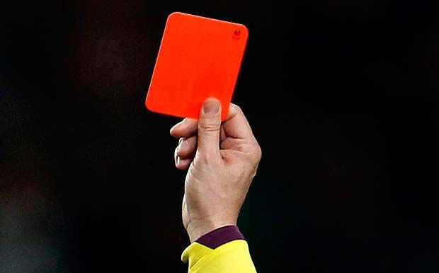 Red Card for FA Respect