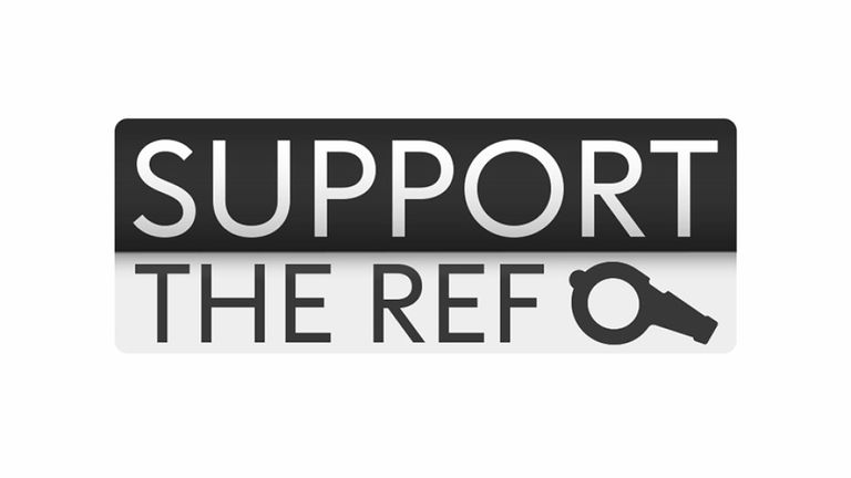 support-the-ref