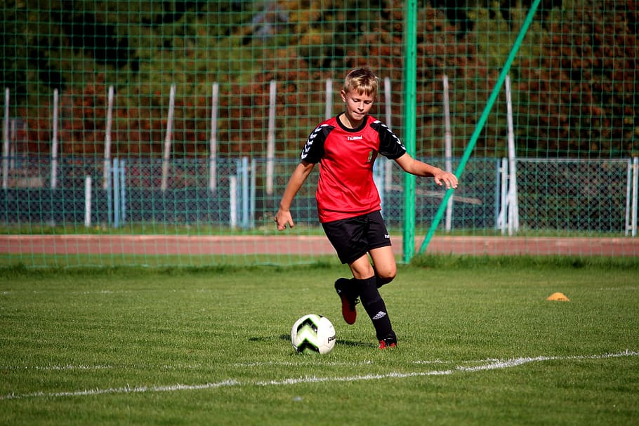 Covid-safe football drills