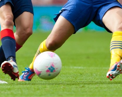football feet